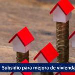 Subsidios de gobierno vivienda