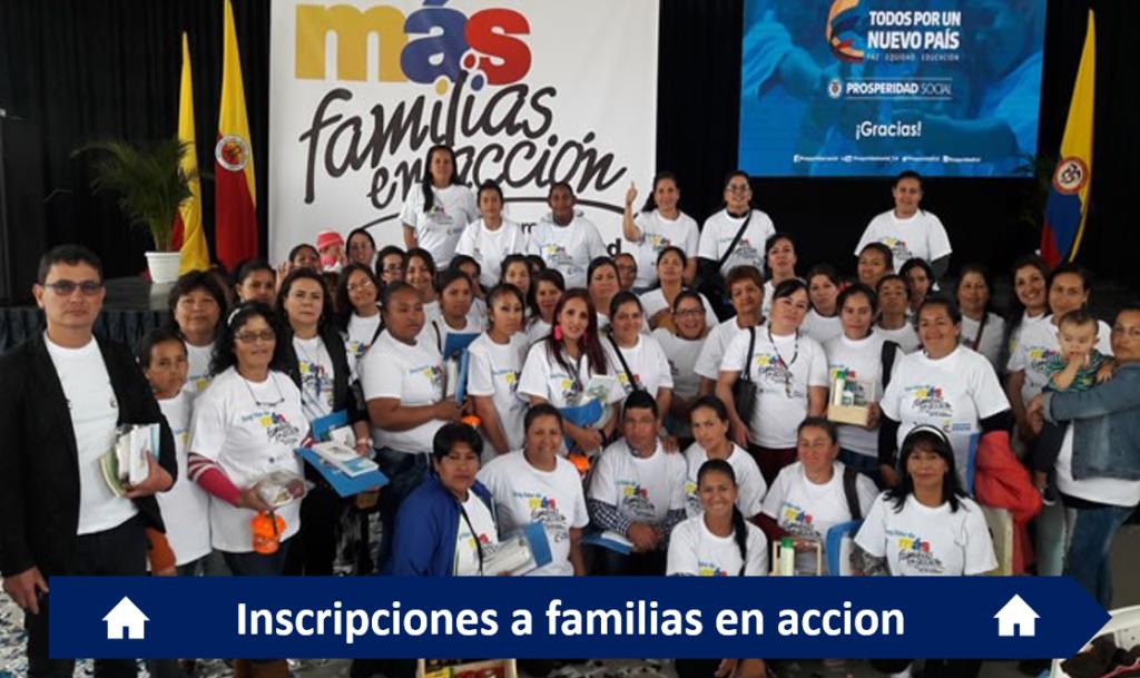 """""""Más Familias en Acción"""""""